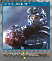 Natural Selection 2 Foil 2