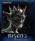 Risen 3 - Titan Lords Card 4
