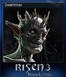 Risen 3 - Titan Lords Card 4
