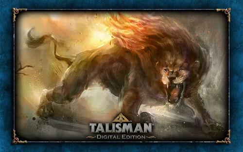 Talisman Digital Edition Artwork 2