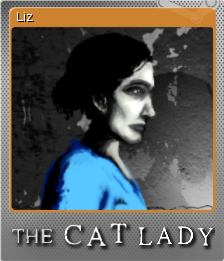 The Cat Lady Foil 4