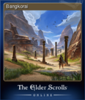 The Elder Scrolls Online Card 3
