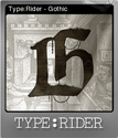 TypeRider Foil 2