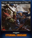 Warhammer 40,000 Eternal Crusade Card 1