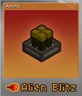Alien Blitz Foil 1