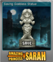 Amazing Princess Sarah Foil 02