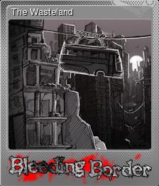Bleeding Border Foil 6