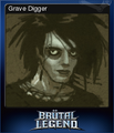 Brutal Legend Card 9