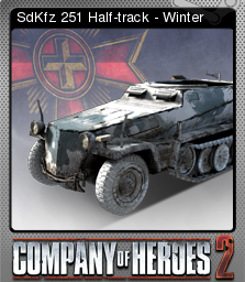 Company of Heroes 2 Foil 5