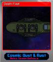 Cosmic Dust & Rust Foil 3