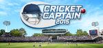 Cricket Captain 2015 Logo