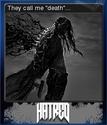 Hatred Card 5