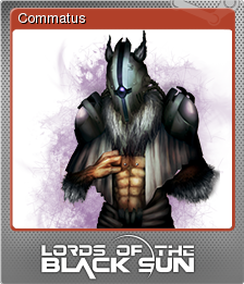 Lords of the Black Sun Foil 5