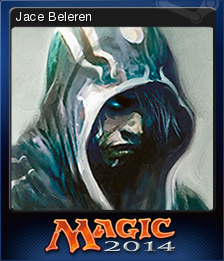 Magic 2014 Card 3