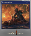 Might & Magic Heroes Online Foil 6