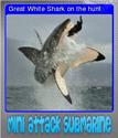 Mini Attack Submarine Foil 1