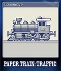 Paper Train Traffic Card 1