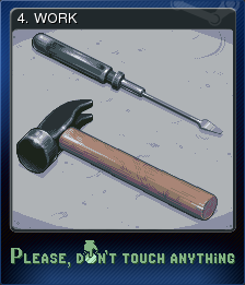 Please Don't Touch Anything Card 2