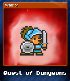 Quest of Dungeons Card 1