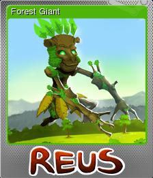 Reus Foil 1