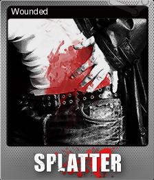 Splatter - Blood Red Edition Foil 5