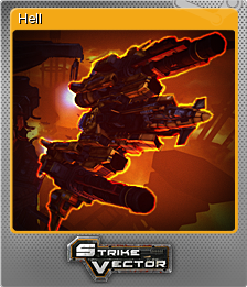 Strike Vector Foil 4