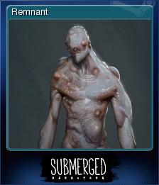 Submerged Card 3