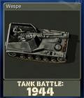 Tank Battle 1944 Card 6