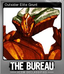 The Bureau XCOM Declassified Foil 3