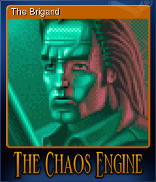The Chaos Engine Card 1