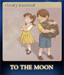 To the Moon Card 5