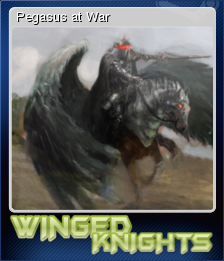 Winged Knights Penetration Card 3
