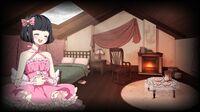 A Little Lily Princess Background Like A Fairy Princess