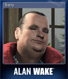 Alan Wake Card 3
