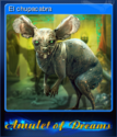 Amulet of Dreams Card 1