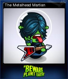 Beware Planet Earth Card 6