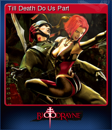 BloodRayne Card 2