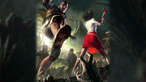 Dead Island Artwork 2