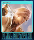FINAL FANTASY XIII Card 1
