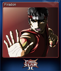 Final Slam 2 Card 6