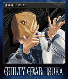Guilty Gear Isuka Card 03