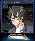 Gunhound EX Card 5