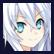 Hyperdimension Neptunia ReBirth3 V Generation Emoticon BlackHeartRebirth3