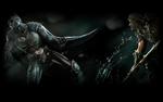 Injustice Gods Among Us Background Atlantean Rage