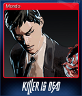 Killer is Dead Card 5
