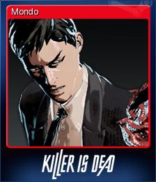 Killer is Dead Card 5