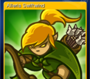 Kingdom Rush - Alleria Swiftwind