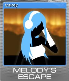 Melody's Escape Foil 1