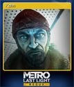 Metro Last Light Redux Card 4