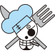 One Piece Pirate Warriors 3 Badge 4